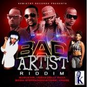 Bad Artist Riddim de Various Artists