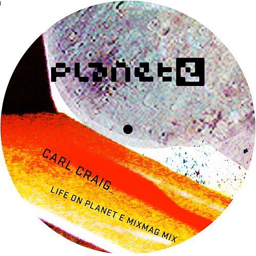 Life on Planet E by Various Artists