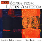 Songs from Latin America by Lontano
