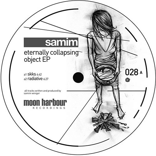 Eternally Collapsing Object EP by Samim