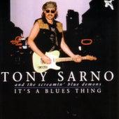 It's A Blues Thing by Tony Sarno