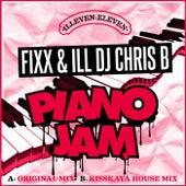 Piano Jam by DJ Fixx