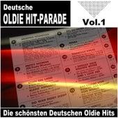 Deutsche Oldie Hit-Parade - Die schönsten Deutschen Oldie Hits (Vol.1) by Various Artists