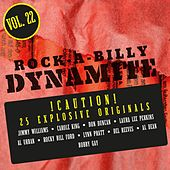 Rock-A-Billy Dynamite, Vol. 22 by Various Artists