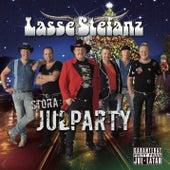 Lasse Stefanz stora julparty de Lasse Stefanz