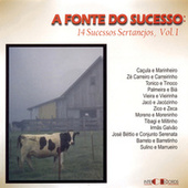 A Fonte do Sucesso: 14 Sucessos Sertanejos, Vol. 1 von Various Artists