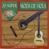 20 Super Modas de Viola von Various Artists