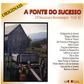 A Fonte do Sucesso: 14 Sucessos Sertanejos, Vol. 2 von Various Artists