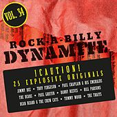 Rock-A-Billy Dynamite, Vol. 34 de Various Artists