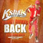 Daisy Dukes Back (feat. Drone Boyz) - Single by Kstylis