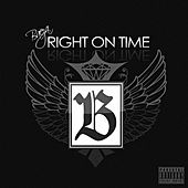 Right On Time - EP by Baeza