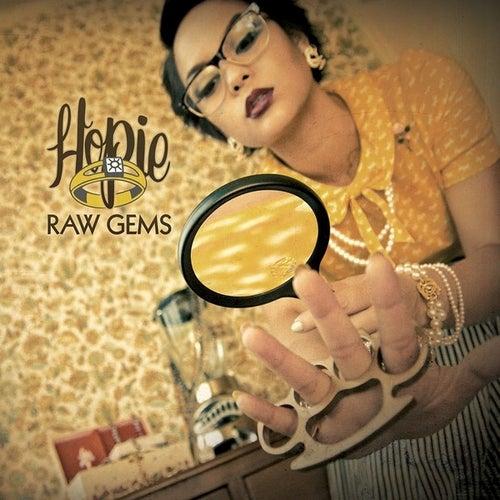 Raw Gems by Hopie Spitshard