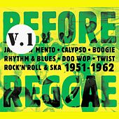 Before Reggae, Vol. 1 de Various Artists