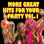 More Great Hits for Your Party Vol.1 de Various Artists