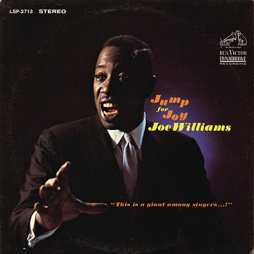 Jump for Joy by Joe Williams