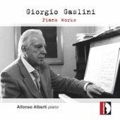 Giorgio Gaslini: Piano works by Alfonso Alberti
