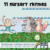11 Nursery Rhymes and Songs by Nursery Rhymes 123