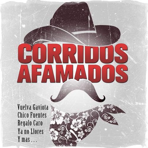 Corridos Afamados - Vuelva Gaviota, Chico Fuentes, Regalo Caro, Ya No Llores y Mas by Various Artists
