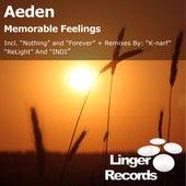 Memorable Feelings by Aeden
