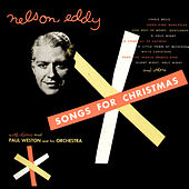 Songs for Christmas by Nelson Eddy