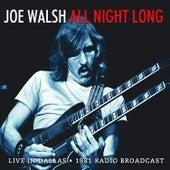 All Night Long (Live) de Joe Walsh