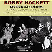 Live at Nick's and Boston by Bobby Hackett