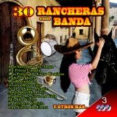 Rancheras Con Banda by Various Artists
