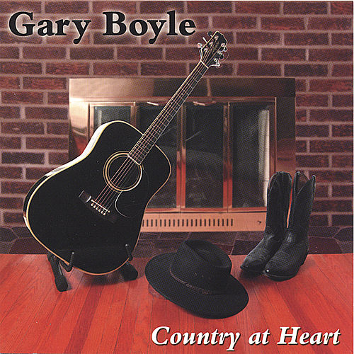 Country at Heart by Gary Boyle