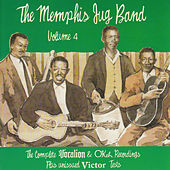 The Memphis Jug Band, Vol. 4 von Memphis Jug Band