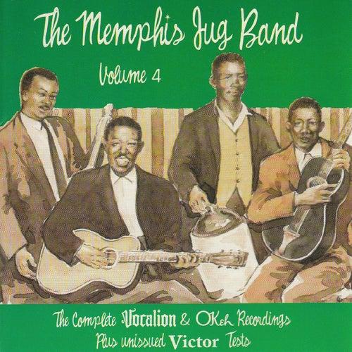 The Memphis Jug Band, Vol. 4 by Memphis Jug Band