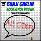 All O' Dem (Barbados Crop over Trinidad and Tobago Soca Carnival 2014) by Bunji Garlin