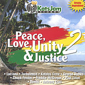 Peace Love Unity & Justice Vol 2 by Various Artists