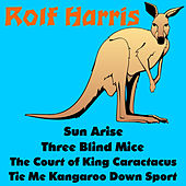 His 4 Greats by Rolf Harris