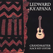 GrandMaster Slack Key Guitar de Ledward Kaapana