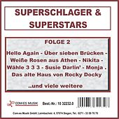 Superschlager & Superstars, Folge 2 de Various Artists