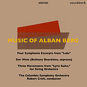 Music of Alban Berg: Four Symphonic Excerpts from