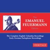 The Emanuel Feuermann Edition von Various Artists