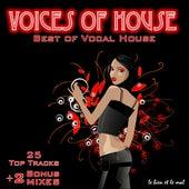 Voices of House - Best of Vocal House (incl. 2 exclusive Bonus-Mixes) von Various Artists
