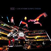 Live At Rome Olympic Stadium de Muse