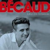 Edition 60e anniversaire de Gilbert Becaud