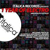 1 Year of Electro (Selected By DJ Castello) de Various Artists