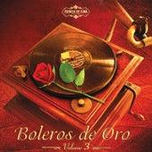 Boleros de Oro, Vol. 3 de Various Artists