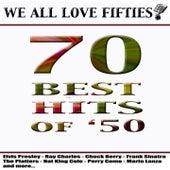 We All Love Fifties (70 Best Hits of 50's) de Various Artists