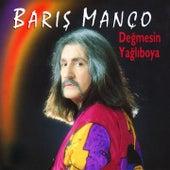 Değmesin Yağlı Boya von Barış Manço