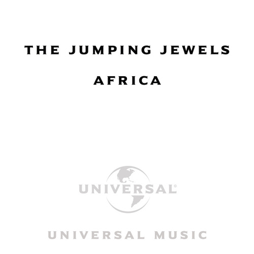 Africa van The Jumping Jewels