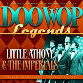 Doo Wop Legends - Little Anthony and The Imperials by Little Anthony and the Imperials