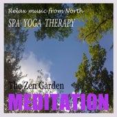 Meditation by Zen Garden