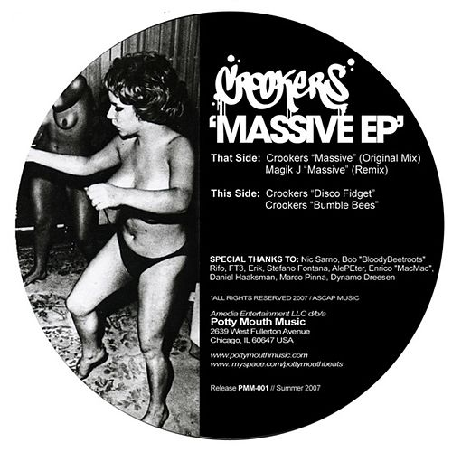 Massive EP by Crookers