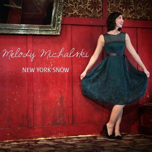 New York Snow by Melody Michalski