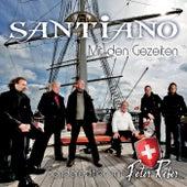 Mit den Gezeiten von Santiano